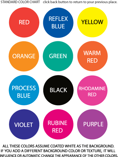 Basic Color Chart Galleryhipcom The Hippest Galleries